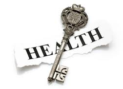 You hold the key to great health. Open the door.